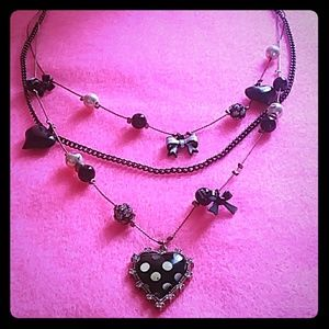 3 Layer Betsey Necklace